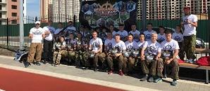 Сборы в Воронеже